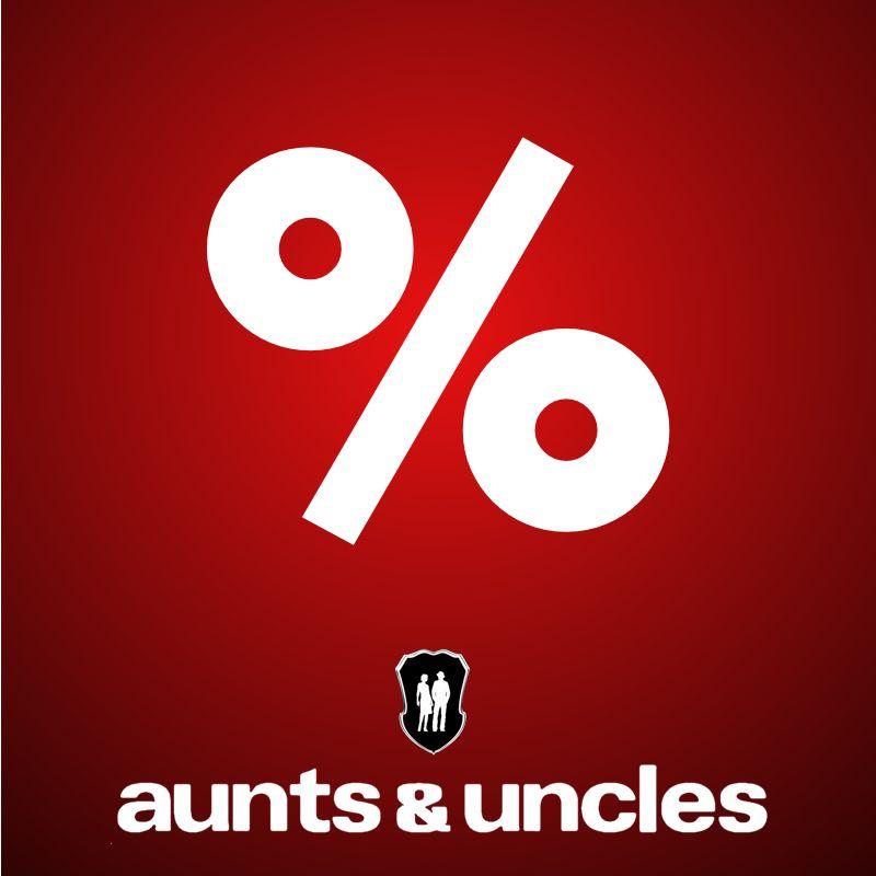 sale-aunts and uncles sale sonderangebote schnaeppchen guenstig