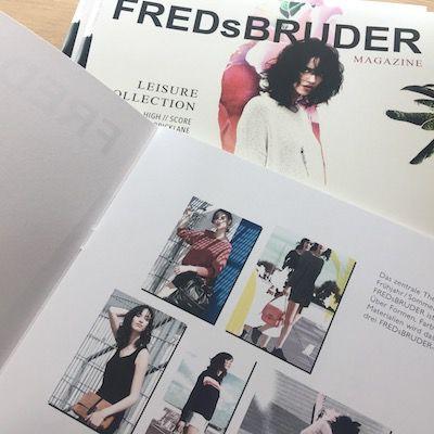 Die Vielfalt der Kollektionen von FredsBruder im Milksugar+ Shop onlne