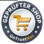 Shopsiegel Echtheitszertifikat OnTrustNet