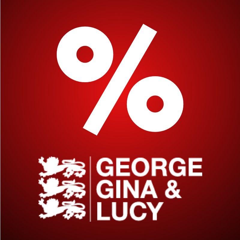 SALE George Gina und Lucy Taschen Geldboersen guenstige Preise Sonderangebote