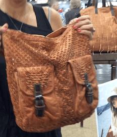 Tasche von Taschendieb Wien