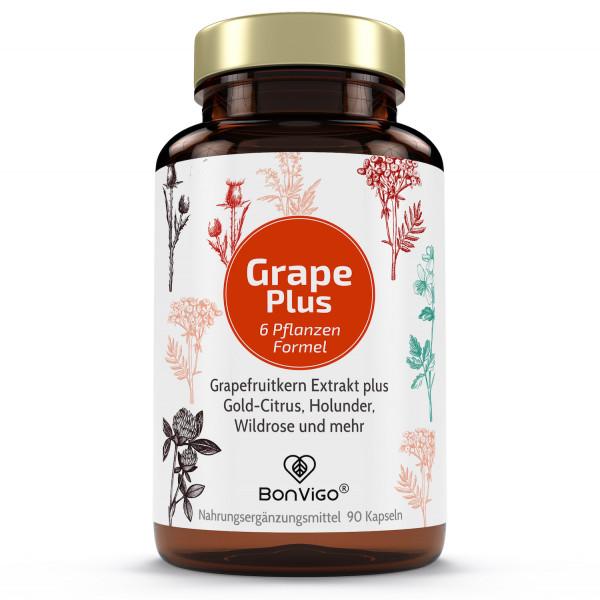 Grape Plus - Grapefruitkernextrakt