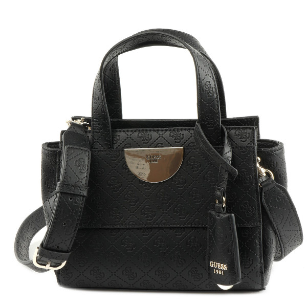 Anuka - Small Satchel - Black