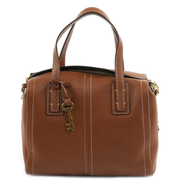 Emma Satchel - Brown