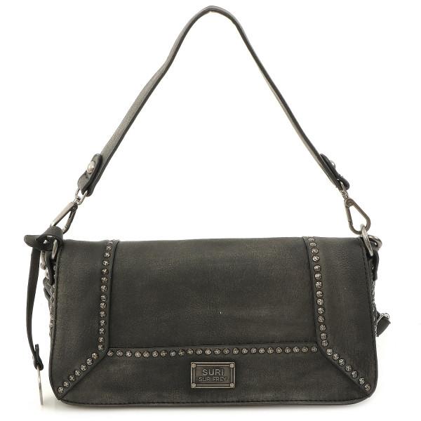 Gipsy S Flap Bag - Black