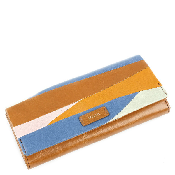 Ellis 29 Clutch - Patchwork