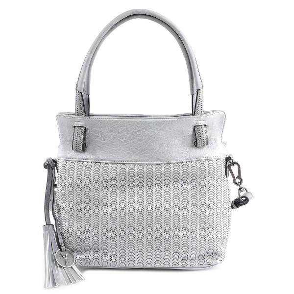 Rosy - L Handbag - Dirtysilver
