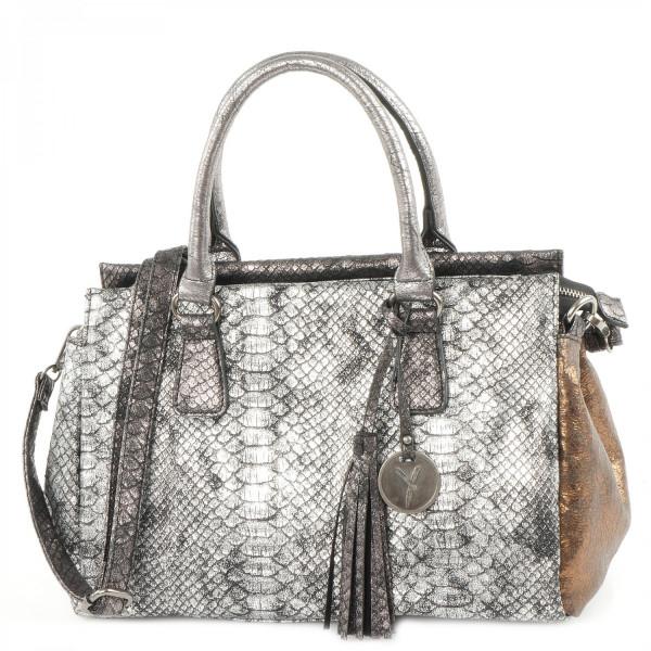Fanny - M Shopper - Silver
