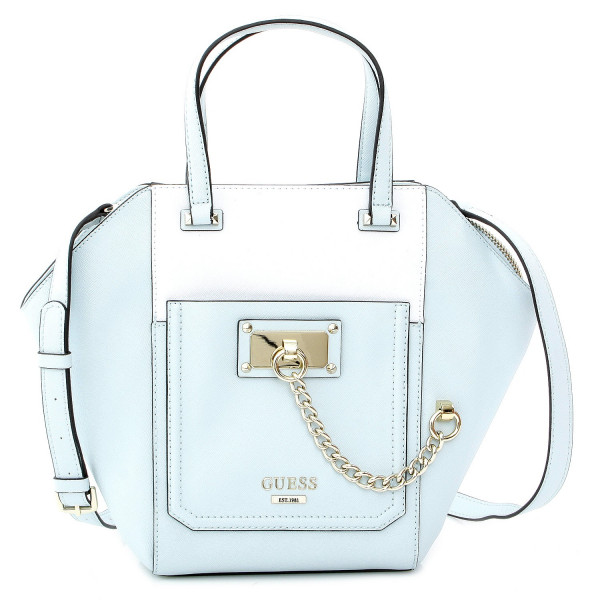 Forget Me Not - Tulip Satchel - Ice Blue