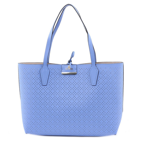 Bobbi - Inside Out Tote - Blueberry Nude