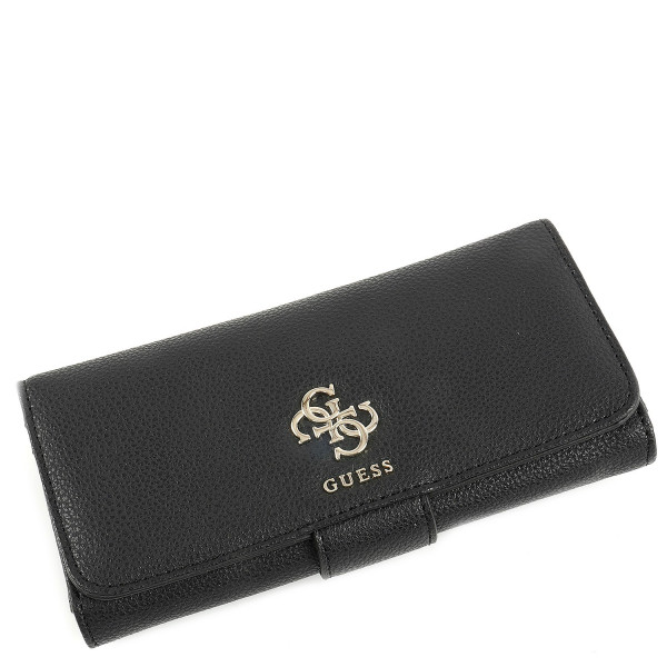 Digital - File Clutch - Black
