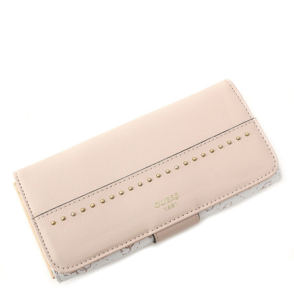 Hailey Multi Clutch - Nude Multi
