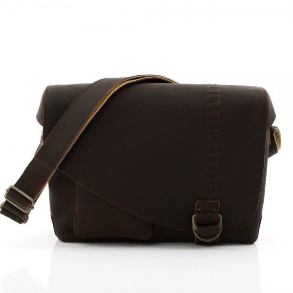 Hunter - Medium Judd - Dark Brown