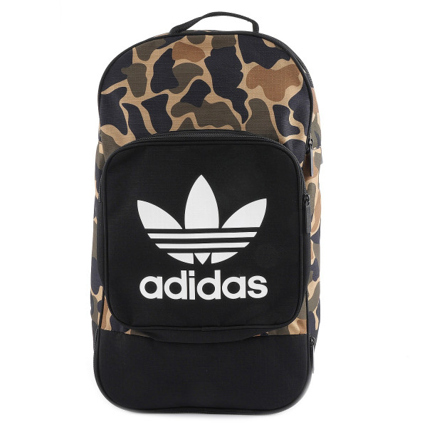 Classic Backpack Street Camouflage - Multicolor