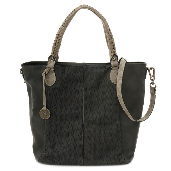 Ruby City Shopper - Black