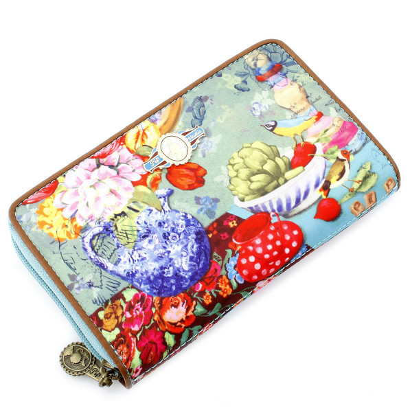 Pip Bag Geldbörse - Still Life - Pip Travel Wallet - Multicolor