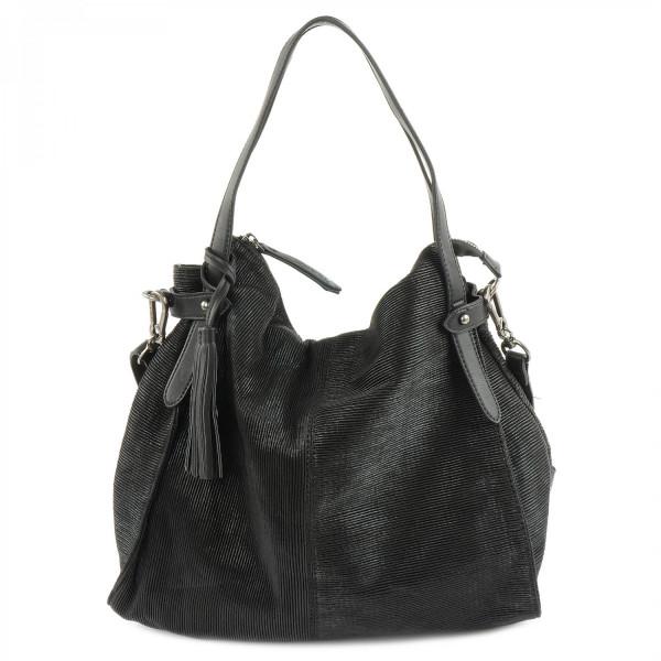 Elly - City Shopper - Black