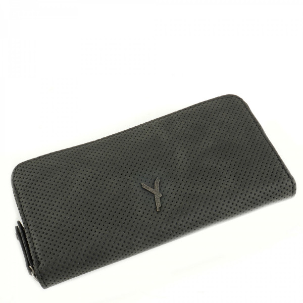 Romy - Long Wallet - Black