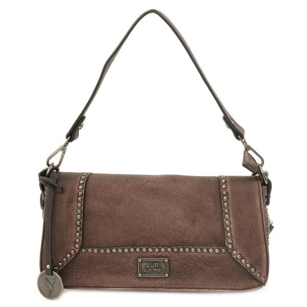 Gipsy S Flap Bag - Dustyrose