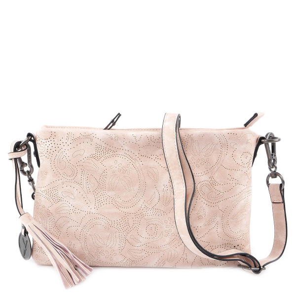 Beauty - S Top Zip Bag - Rose