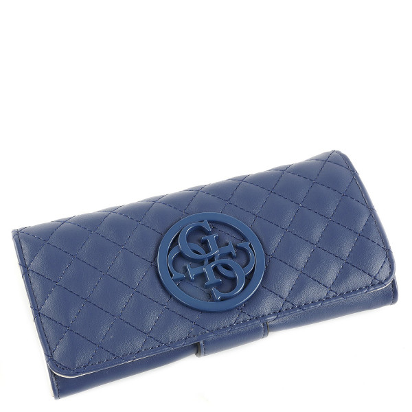 G Lux - File Clutch - Navy