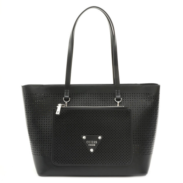 Audrey - 2 In 1 Tote - Black