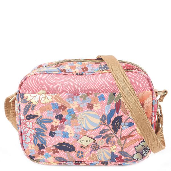 Ajisai Blossom S Shoulderbag - Shell Pink