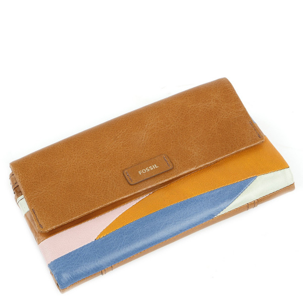 Ellis Clutch - Patchwork