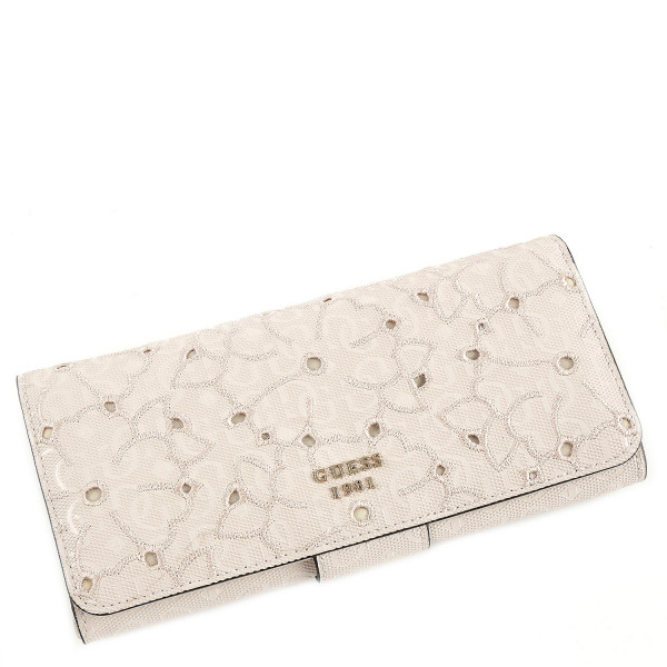 Jayne - File Clutch - Rose