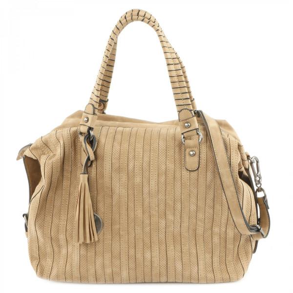 Katie May - Handbag - Taupe