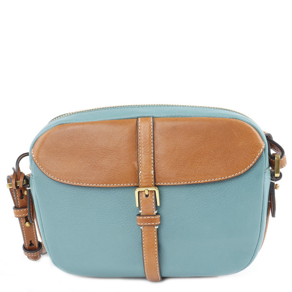 Kendall Color Blocking - Teal Green