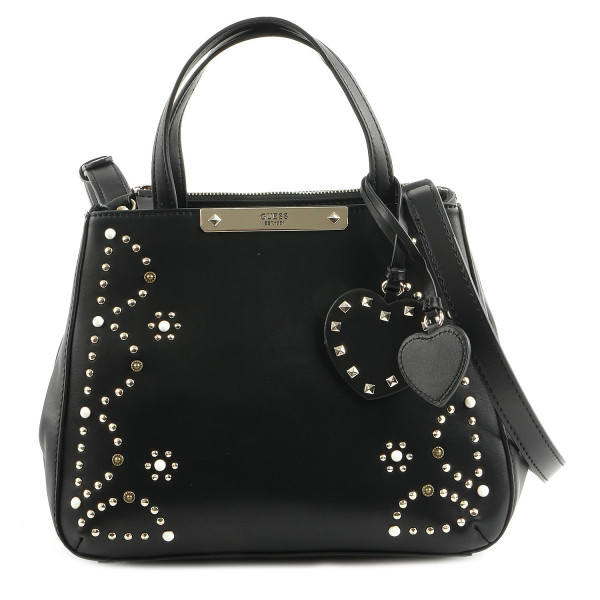 Britta - Small Society Satchel - Black