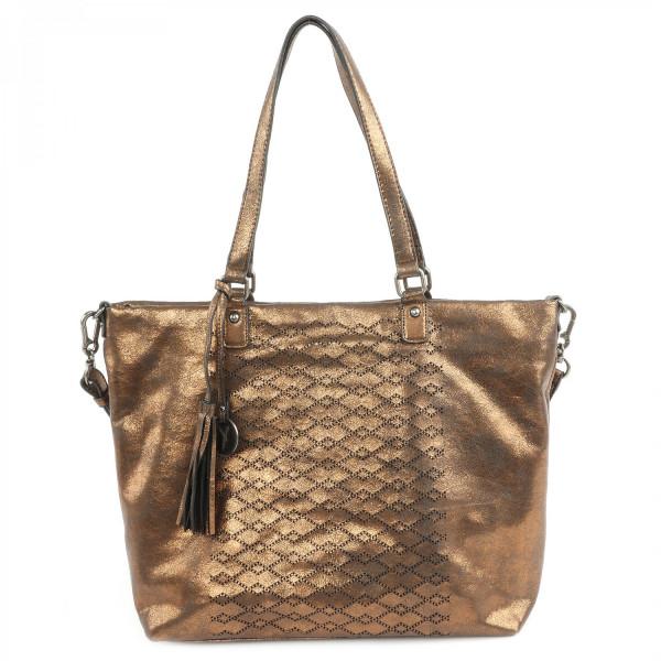 Sherry - L Shopper - Bronze