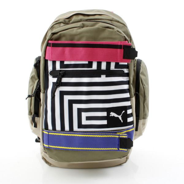 Rucksack - Blaze Backpack - Burnt Olive / Khaki