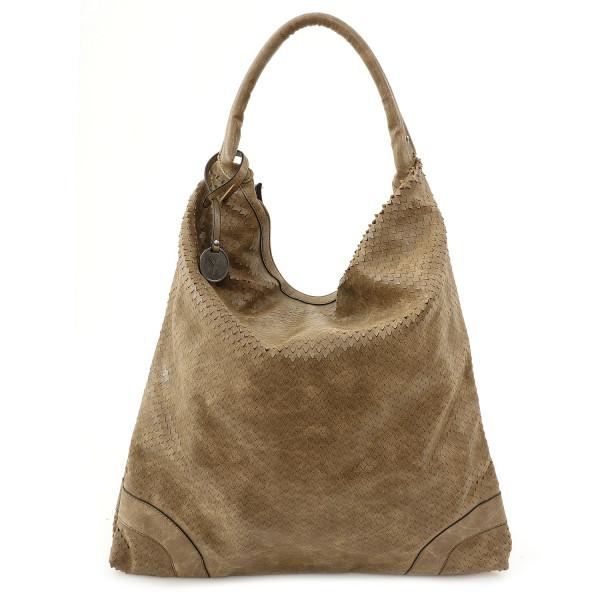 The Bag Nancy - Taupe