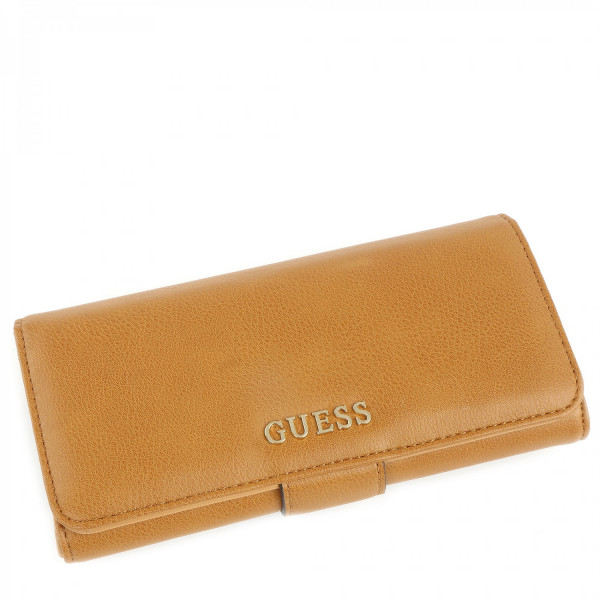 Sissi - File Clutch - Tan