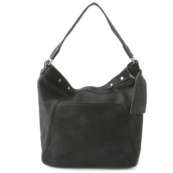 Bag March - Misty Black