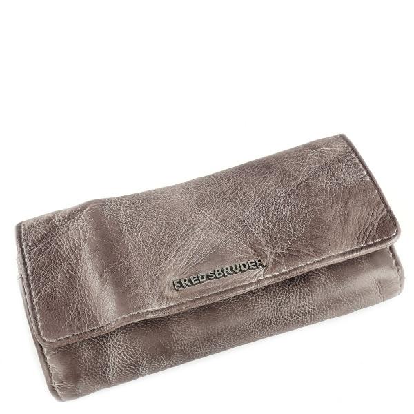 Wallet View II Waxed - Flax