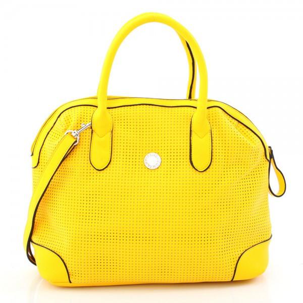 Logica Handbag - Yellow