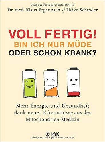 Voll fertig Buch von Dr. Klaus Erpenbach