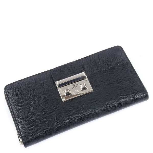 Martine - Cheque Organizer - Black