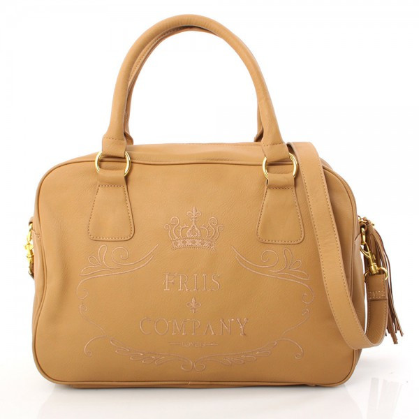 Copenhagen Handbag Cognac