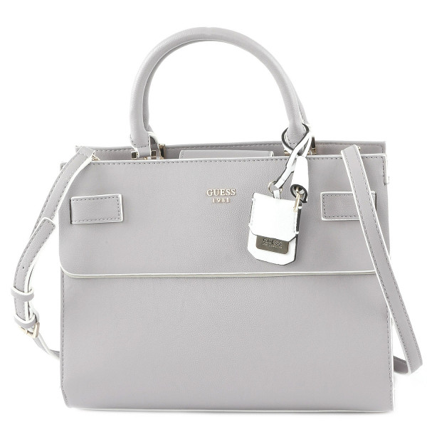 Cate - Satchel - Grey