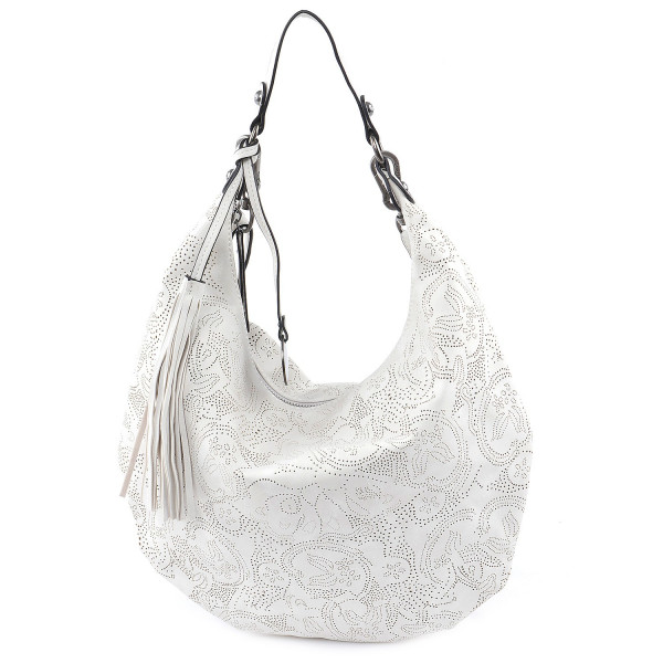 Beauty - L Hobo - Offwhite