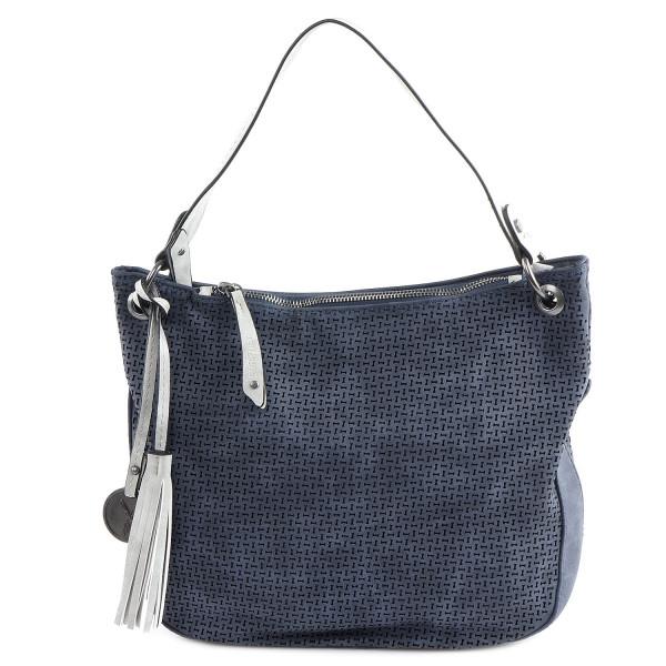 Izzy - M Hobo Bag - Blue