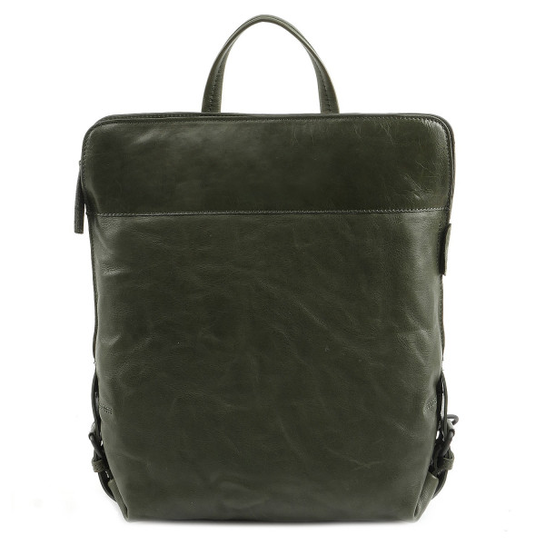 Mrs. Pear Pie Rucksack - Moss Green