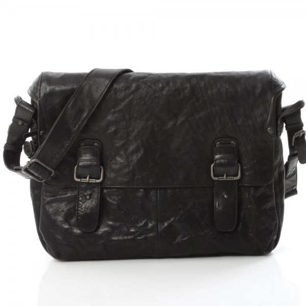 The Smart Chaps - Ted Postbag XL Schwarz