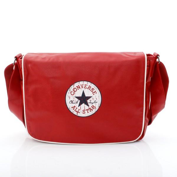 Vintage Flapbag Laptop - Regular Red
