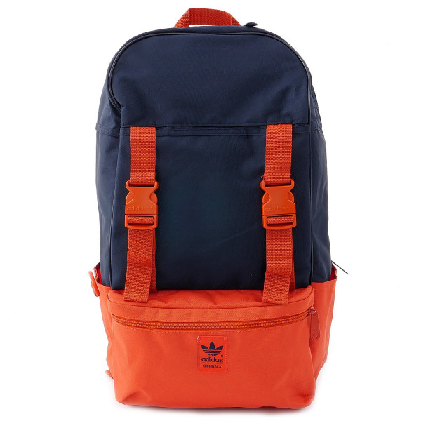 Backpack Plus - Collegiate Navy / Surf Red