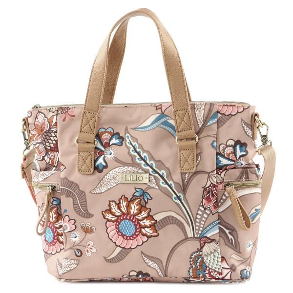 Arcadia Handbag - Fudge